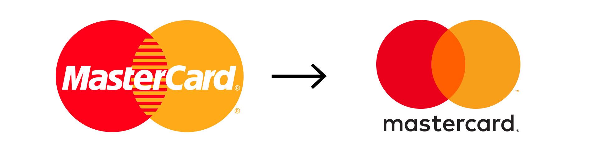 Refonte logo Mastercard blog ère numérique